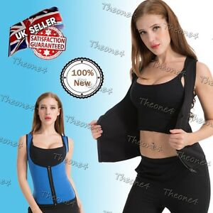 08e0c48a2311e Body Shaper Women Slimming Redu Shirt Tummy Waist Vest Lose Weight ...