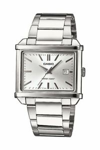 Casio-Collection-Herrenuhr-Edelstahl-Silber-Analog-Datum-Quarz-MTP-1341D-7AEF