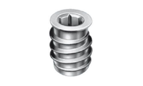 RAMPA-Muffen Typ-SKD mit Innensechskant 6 kant 10 Stk Messing