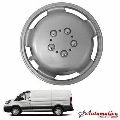 UKB4C 4x Silver 15 Inch Deep Dish Van Wheel Trims Hub Caps Vauxhall Astra Van