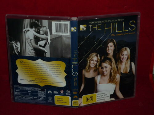 1 of 1 - THE HILLS THE COMPLETE FIRST SEASON: 3-DISC SET (DVD, PG)