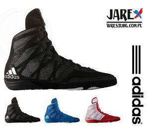 Details zu Adidas Pretereo III - Wrestling Boots Shoes Ringerschuhe -  Chaussures de Lutte