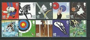GREAT BRITAIN 2009 OLYMPIC GAMES 2012 UNMOUNTED MINT, MNH