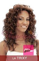 Vanessa Express Weave Half Wig - La Trixy