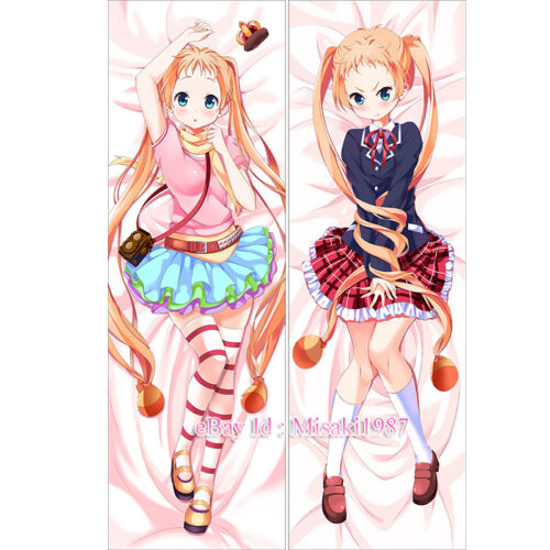 Chunibyo Chu-2 Dakimakura Sanae Dekomori Anime Hugging Body Pillow Case Cover