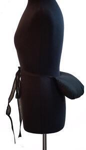 Steampunk-Victorian-Pirate-Ladies-Accessories UNDER SKIRT BUSTLE Black or White