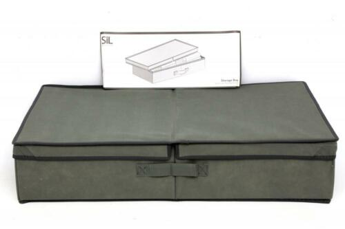 Fabric Underbed Under-Bed Storage Organiser Bag