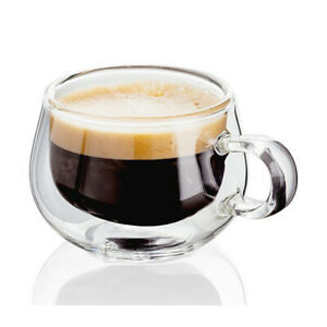 150ML-Doppio-Strato-Thermal-Vetro-Trasparente-Tazza-Termoresistente-Te-Caffe-Bel