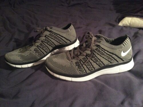 Noire Taille 0 39 Flyknit Nike Grise Neuves 5 H17wqI