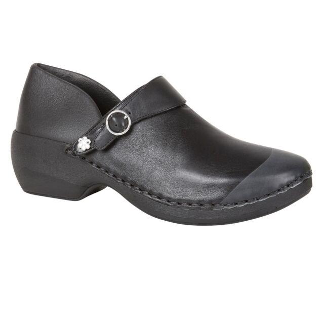 Rocky 4EurSole RH001 Nurse Clogs 3 Styles in 1 Shoe Slip Resistant Memory Foam