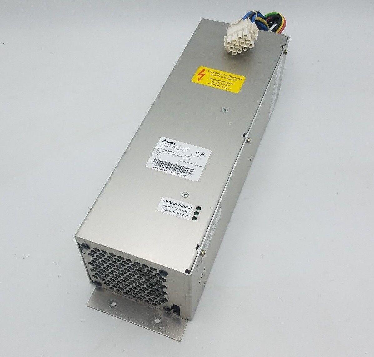 Delta D0106645 Sineware Congreener 4kw 200-240V 18A Rev 02 50Hz R561114m01A Used