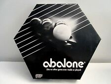 Abalone Marble Strategy Board Game Vintage Galoob 1990 COMPLETE USA