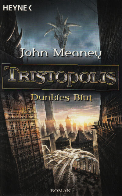 *b~ TRISTOPOLIS - Dunkles BLUT - John MEANEY  tb  (2008