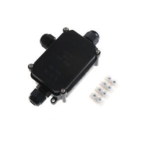 Waterproof-IP66-Plastic-Cable-Wi-Connector-Gland-Electrical-Junction-Box-3-Wa-UQ