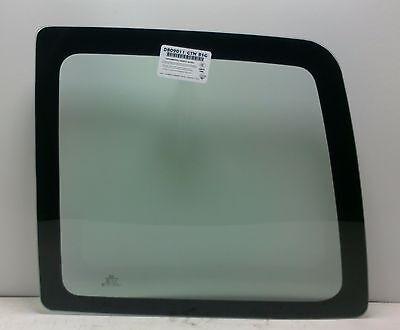 For 96-18 Chevrolet Express GMC Savana Van Back Glass Movable Driver//Left Side