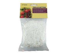 Hongville-6-034-Nylon-Trellis-Netting-Plant-Support-Grow-Tent-Garden-Polyester