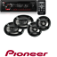 "230W 6x9/"" Speakers CD Receiver w// Android and IPhone Compatibility 200W 6.5/"""