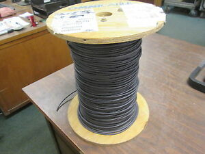 Omni Cable 12 AWG Lead Wire C71201-01 Black 600V *Approx 900ft* New ...