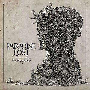 PARADISE-LOST-THE-PLAGUE-WITHIN-CD-NEUF