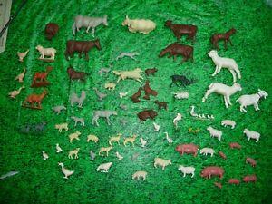MARX-FARM-ANIMAL-HUGE-LOT-DEAL
