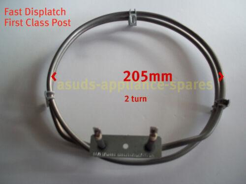 Poêles Cuisinière ventilateur principal 050565016 four élément 1600W