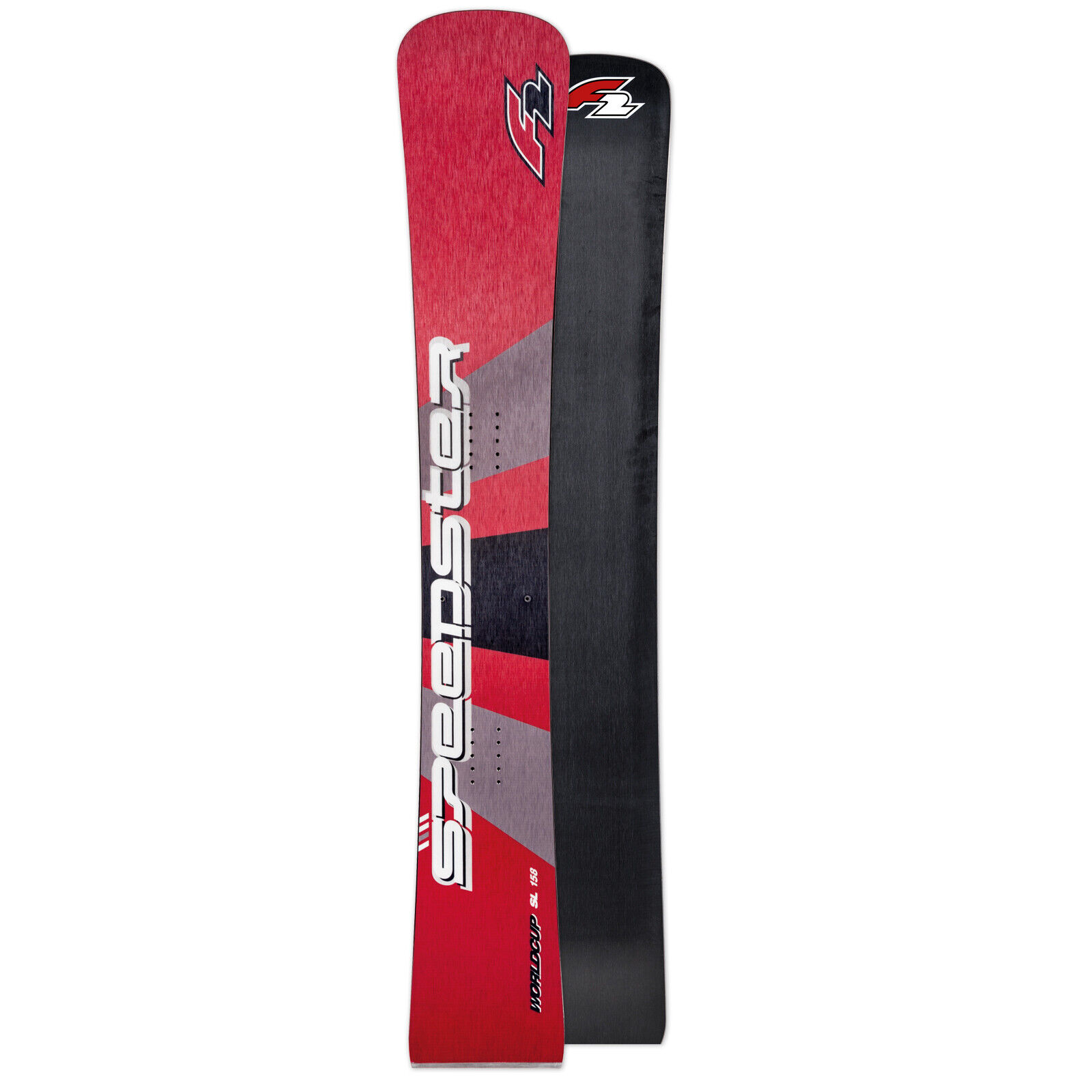 ALPIN RACE SNOWBOARD - F2 SPEEDSTER WORLD CUP WC SL 2019  158 CM - 2. WAHL
