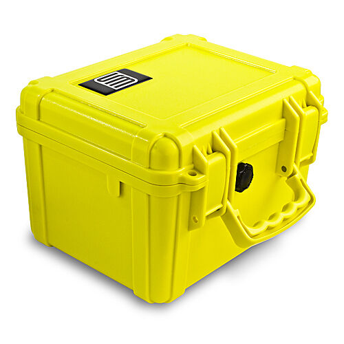 S3 T5500 Yellow Case with Foam (colorfaded)