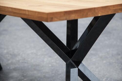 Esstisch Tisch FRIDA Buche massiv 160x100 cm