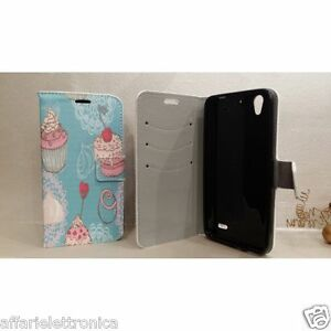 CUSATODIA-COVER-CASE-GEL-FLIP-LIBRO-STAND-GLAMOUR-PER-HUAWEI-Ascend-G630-630
