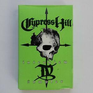 Cypress-Hill-IV-Interview-Sampler-Promo-Cassette-Single