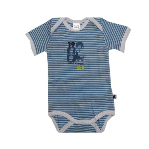 Kanz Unterwäsche Body kurzarm Jungen Overall Baby Kurzarmbody Gr 50 56