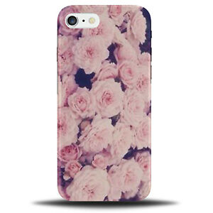 Details about Light Pink Blurred Floral Phone Case Cover | Blurry Design  A442