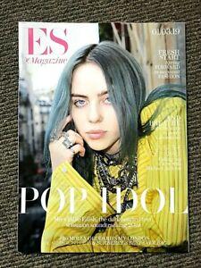 billie eilish magazine cover