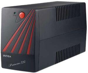Intex 600VA UPS Protector 725 3 Plug UPS