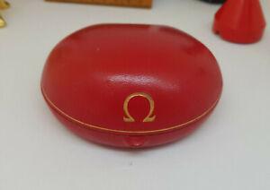 Usati-Vintage-Red-Orologio-Omega-PORTAGIOIE-Donna