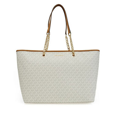 Michael Kors Signature Jet Set Travel Tote
