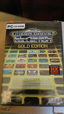 SEGA MEGA DRIVE CLASSIC COLLECTION GOLD EDITION PC NUOVO SONIC