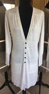 long laine mérinos Velvet Gorgeous Ladies 100 10 Mint 12 Cardigan Stone Taille 0XwUqq8