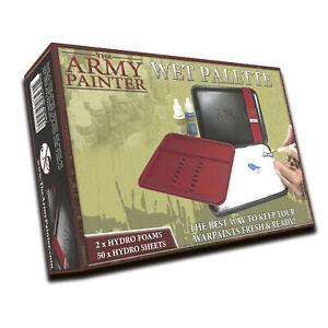 The-Army-Painter-BNIB-Wet-Palette-PREORDER-7-12-19
