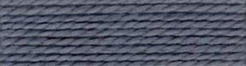 Egyptian Cotton Presencia Finca Perle No.8 Thread Grey 8785-10g Ball