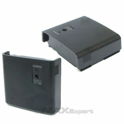 2 x 6V 1100mAh BP-2500H Scanner Battery for Uniden Bearcat UBC2500XLT UBC3000XLT