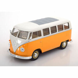 WELLY-1-24-1963-Volkswagen-T1-Bus-die-cast