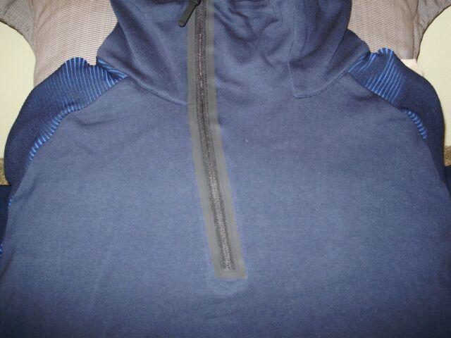 Nike Sportswear Tech Fleece 805655 Half Zip Hoodie Sweatshirt Jacket Men S 3xl For Sale Online Ebay