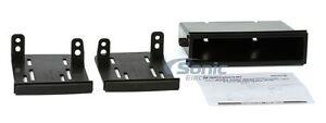 Scosche-NN1677B-Single-Double-DIN-Installation-Dash-Kit-For-2014-Nissan-Versa