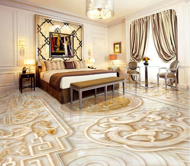 3D stone carving art6850 Floor WallPaper Murals Wall Print Decal 5D AJ WALLPAPER