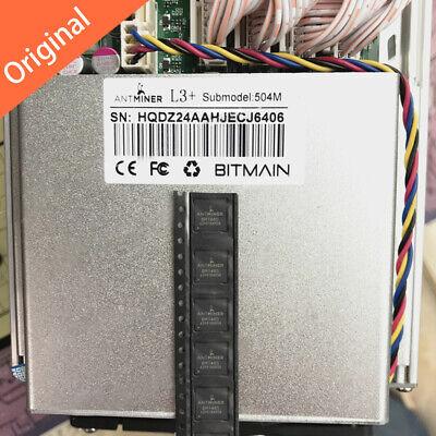 5PCS Original BM1485 ASIC Chip Replacement For Antimeter L3 ONLY Mining Parts