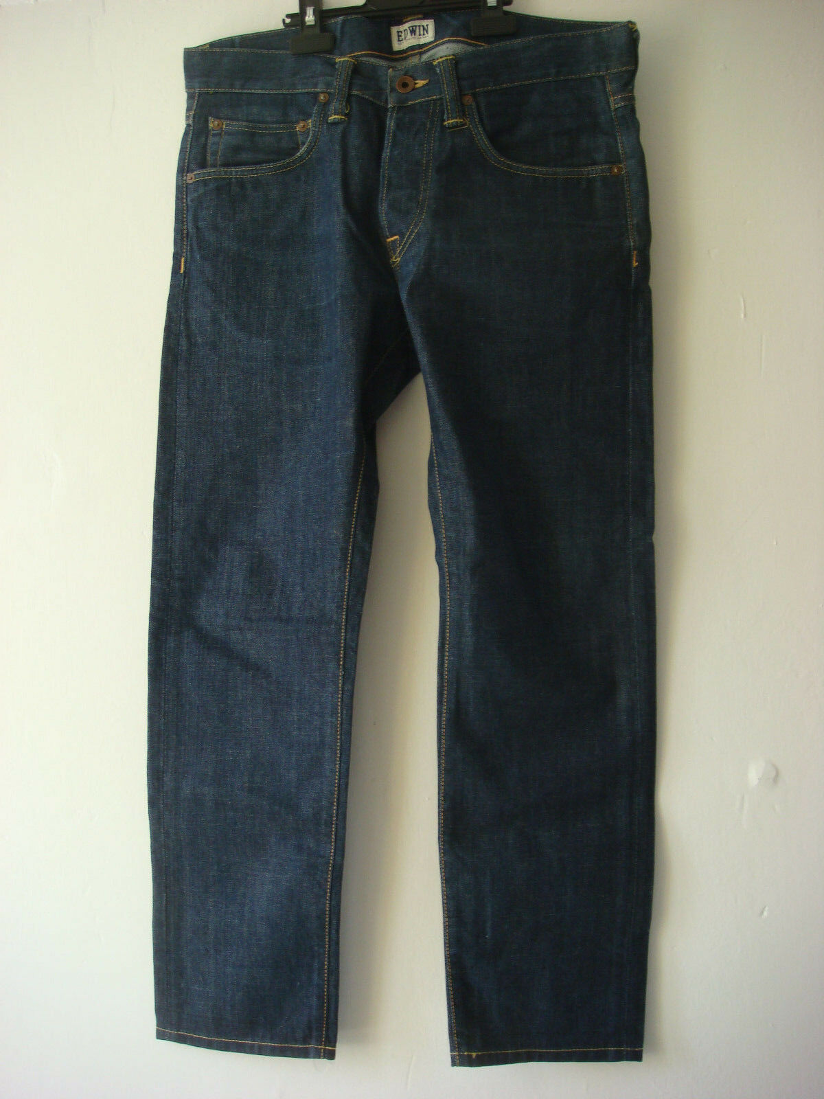Mens Edwin bluee Jeans Est Tokyo Japan Relaxed Fit Size 31 x 29
