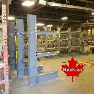 Structural Cantilever Racking In Stock - Quick Ship - AN HONEST SERVICE YOU CAN TRUST! WE CANT BE BEAT! HUGE INVENTORY. Toronto (GTA) Preview