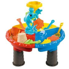 Children Outdoor Sand Water Table Garden Beach Toy Set For Kids Activity Table A