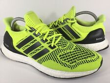 ba0d4a92c Adidas Ultra Boost 1.0 PK Solar Yellow Black White Mens Size 9 Rare S77414